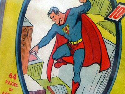 First Person: Fans embrace latest Superman logo