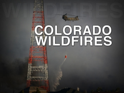 Sheriff: 400 homes destroyed in Colo. wildfire