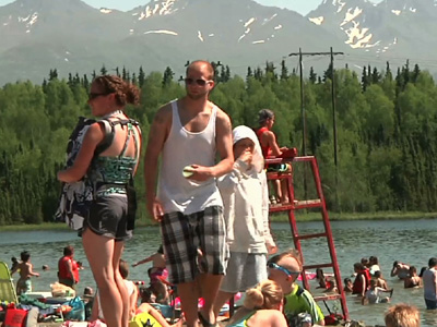 Unusual Heat Wave Bakes Alaska