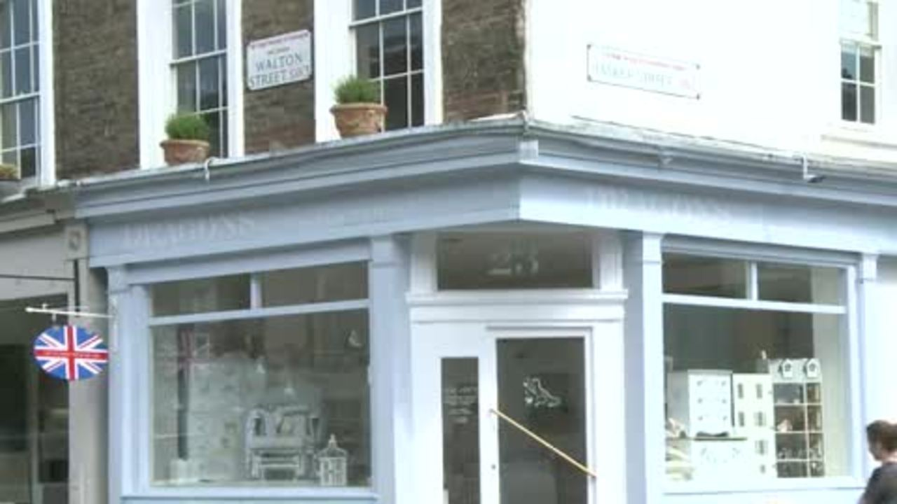 Businesses vie for tie-ins with royal birth