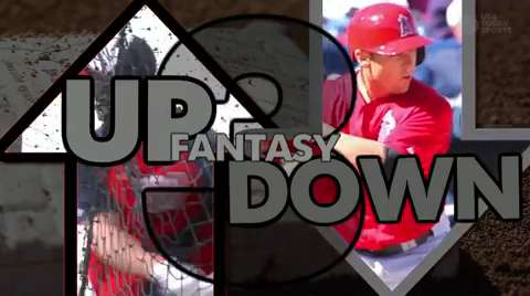 Fantasy Baseball: 3 Up 3 Down