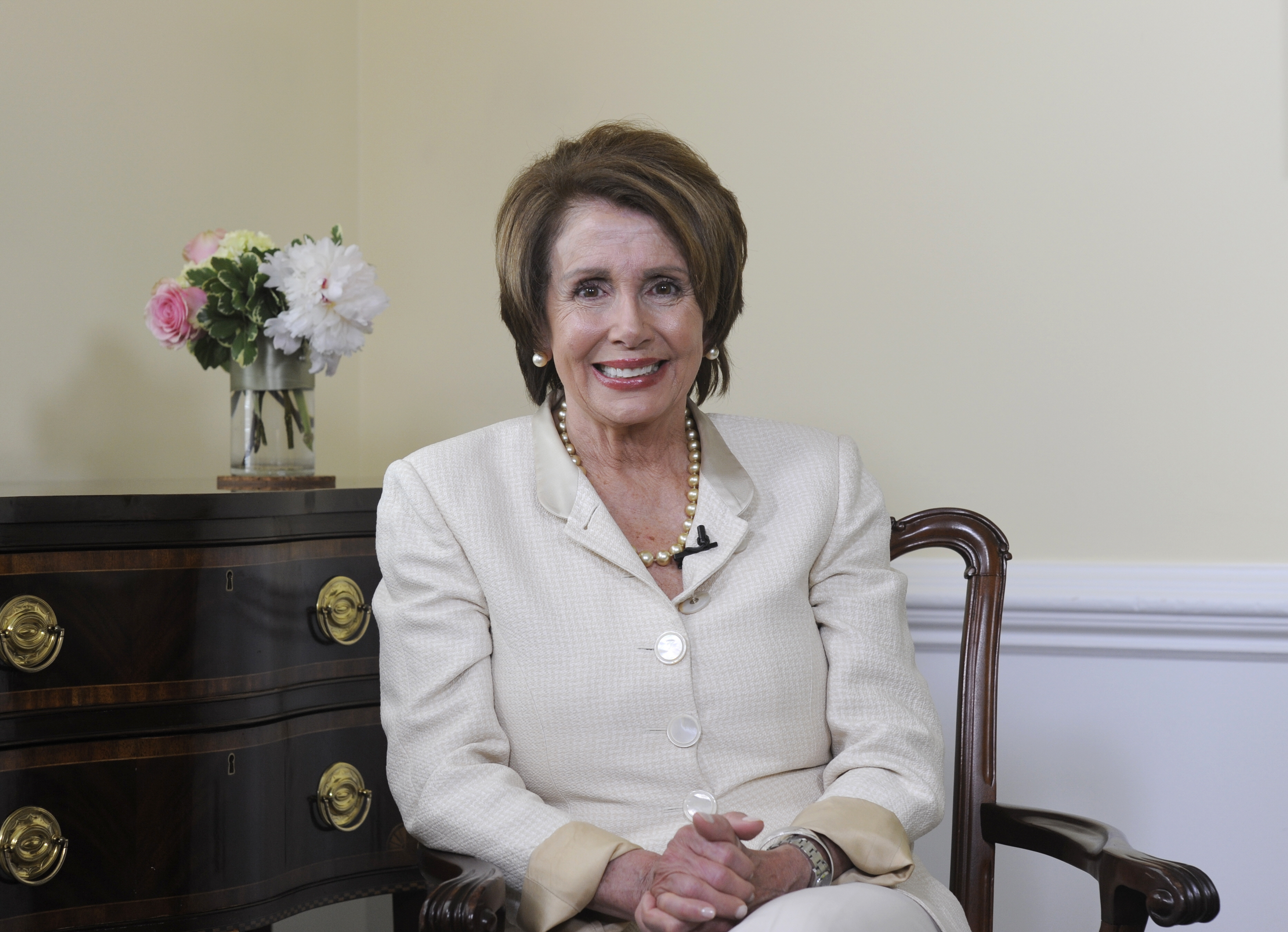 Capital Download: Pelosi on Boehner, Hillary Clinton and Wendy Davis