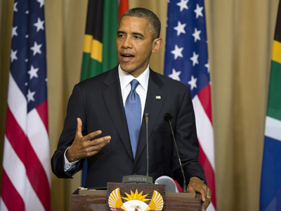 Obama: U.S. working to protect embassy in Cairo