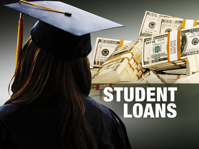 College student loan rates set to double
