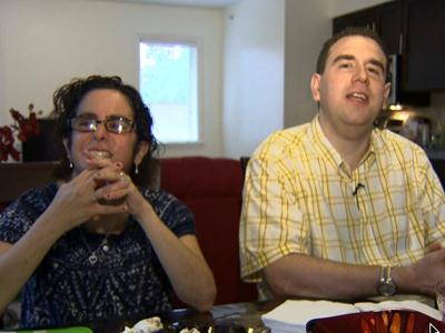 Disabled newlyweds find home to share