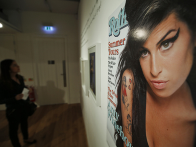 Jewish Museum explores the real Amy Winehouse
