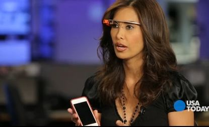 Google Glass is like a smartphone on top of your head, says 'Explorer' Quiban