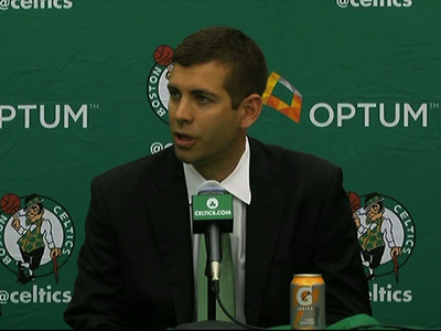 New Celtics coach: 'An honor and a privilege'