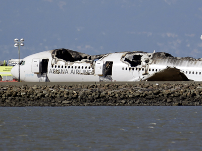 NTSB: SF Plane Cleared For Visual Approach