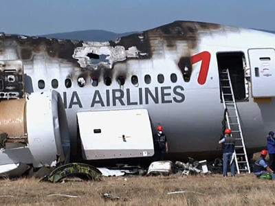 NTSB: Pilots relied on automatic speed control