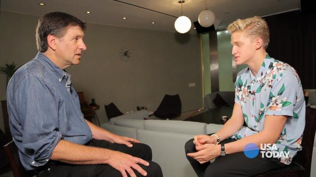 Cody Simpson on tech for home schooling