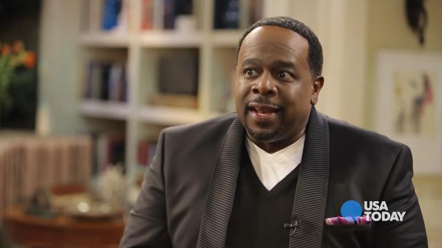 Cedric the Entertainer on tech in barbershop