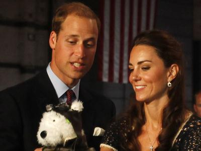Author: William, Kate want normalcy with baby