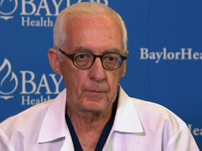 Raw: Doctors at Baylor comment on Randy Travis