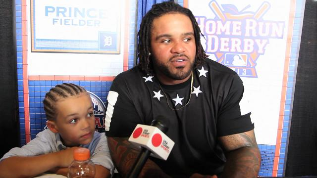 Does Tigers' Prince Fielder change his approach fo...