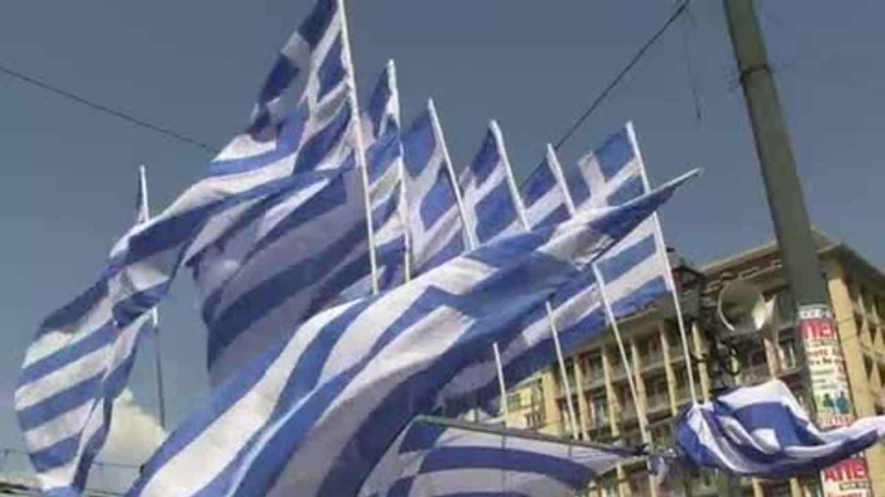 Greece hit with new general strike over reforms