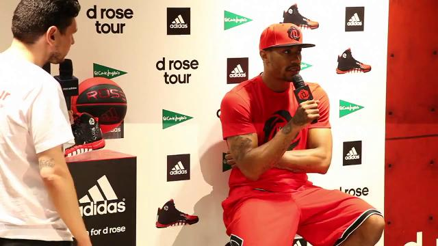 Derrick Rose 'definitely will be playing' first game of next season