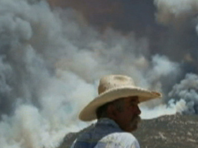 California Wildfire Forces Thousands From Homes