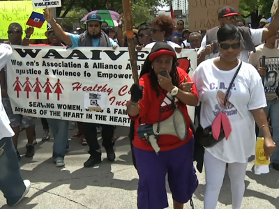 Thousands attend Trayvon rally in Miami
