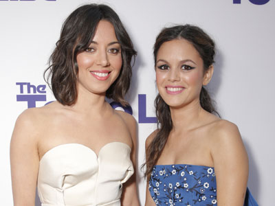 """Aubrey Plaza brings her """"To Do List"""" to L.A."""