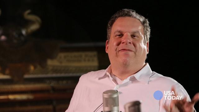 Talking Your Tech: Jeff Garlin's new podcast