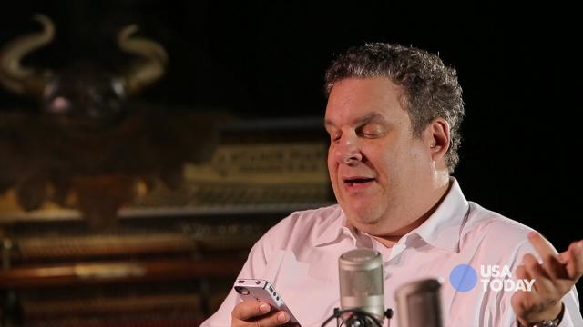 Jeff Garlin's favorite apps: Uber, MLB, Yahoo Weather