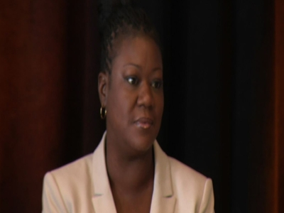 Trayvon's Mom Keeps Up Pressure with Legal Group