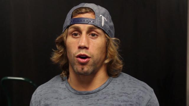 UFC: Uriah Faber Interview