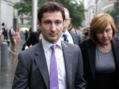 Ex-Trader Found Liable in Fraud Case