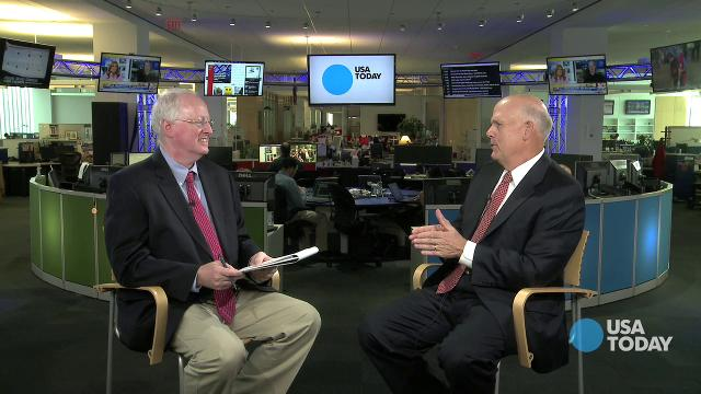 How telecom experience helped Dan Akerson as CEO of GM