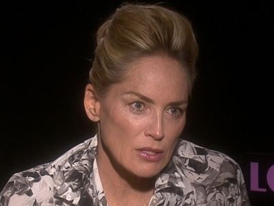 Sharon Stone embraces aging in 'Lovelace'