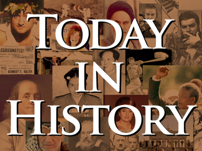Today in History for August 6th