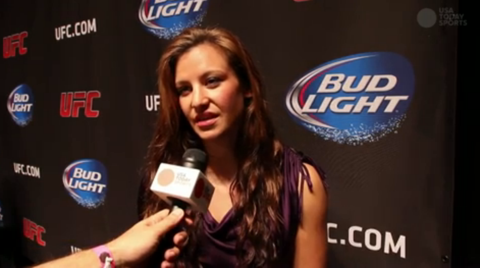 UFC in NYC: Miesha Tate rips UFC judging