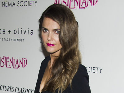 Keri Russell moves to 'Austenland'
