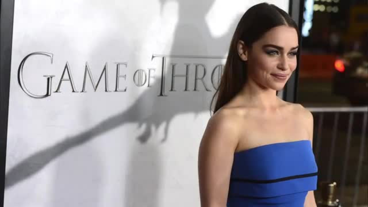 'Game of Thrones' star Emilia Clarke used in Russian political ad