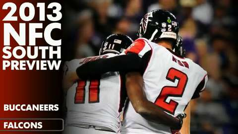 2013 NFC South Preview