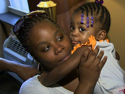 Living on Minimum Wage: One Mother's Story