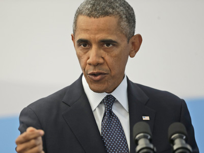 Pres. Obama says he'll address nation on Syria