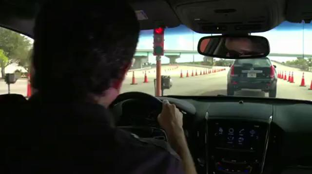 """Cadillac's """"Super Cruise"""" semi-automated driving system"""