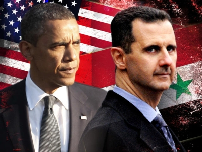 Obama backs UN discussion of Syria arms proposal