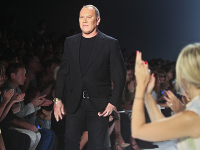 Michael Kors gets romantic with spring designs