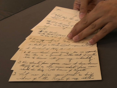MLK's former secretary to sell historic documents