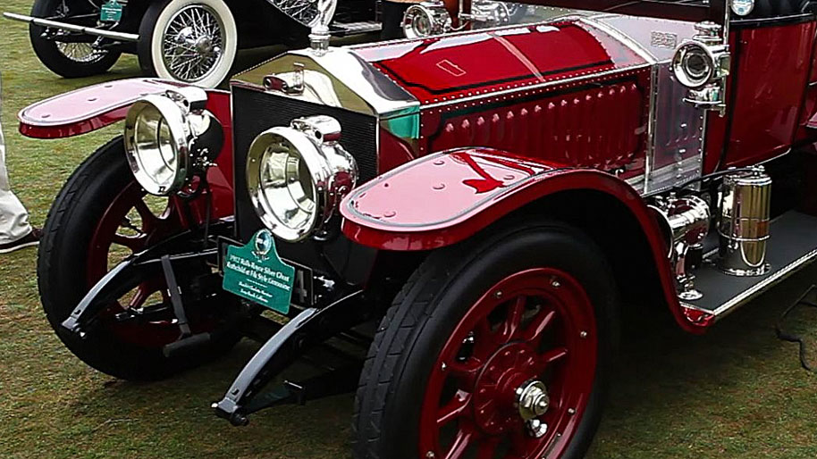 Tell us about your car: 1912 Rolls-Royce Silver Ghost