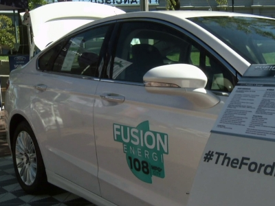 Electric car owners surging in San Francisco