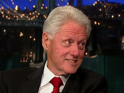 Clinton: 'Doesn't Know' if Hillary is Running