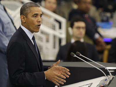 Obama opens door to direct diplomacy with Iran
