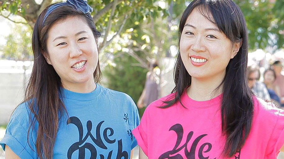 Smart Small Business: Janet and Ann Chung founders of We Rub You