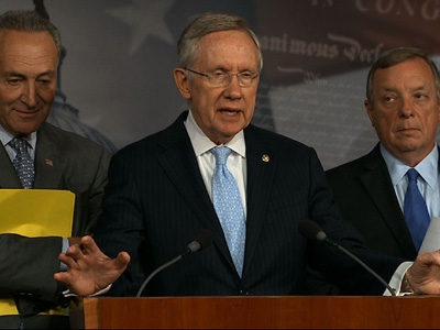 Dems: can't 'blow the affordable care act away'