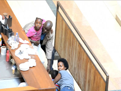First Person: Cameraman recounts Westgate rescue