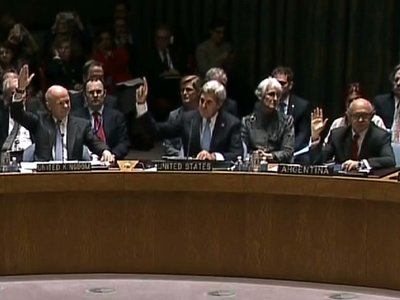U.N. Security Council takes historic vote on Syria